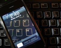 The Transparent iPhone