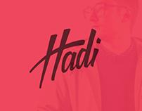 Hadi Reda Logotype