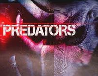 Predators Making Off