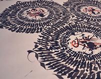 TANAI calligraphy