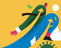 Illustrations for IlSole24Ore