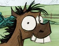 Horse Comics Vol.1