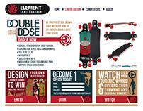 Product Nano site - Element skateboard
