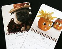 Whacky Holidays Calendar 2000