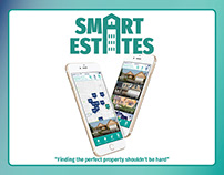 Smart Estates - User Interface Design