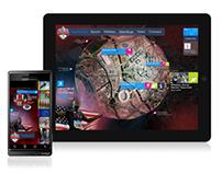 NBC 2012 Olympics - Companion App Concept