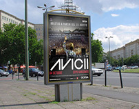 || Editorial || Poster || Avicii Mexico