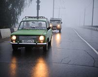 morning in Rybinsk