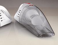 Argos handheld vacuum cleaner