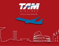 TAM Wall Posters - Milan Design Week 2011