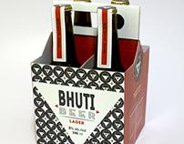 Bhuti Beer (Packaging)