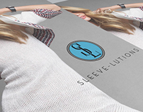 Sleeve-lutions Branding and Identity
