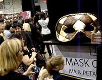 My Mask at Salon du Chocolat Marseille 2011
