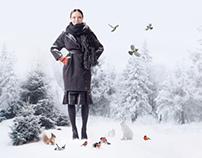 Winter campaign Nickolia Morozov