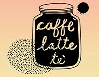 Caffelarte - identity