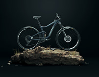 Giant Bike - CGI