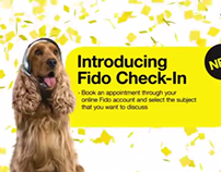 Fido Holiday Checkin Video