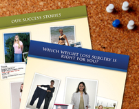 Center for Weight Loss Surgery Flyers