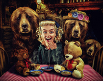 Lee Howell: Goldilocks Caricature Project