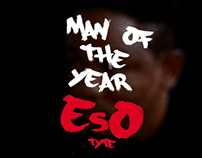 Type Portrait: Man of The Year [Kendrick Lamar]