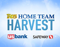 King 5 Home Team Harvest TV Spots