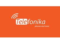 Telefonika GH Logo Redesign