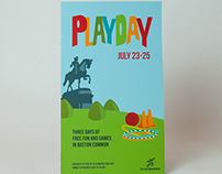 PlayDay Event Materials