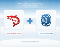 Amaseuro Holdings Lander Page