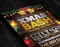 Christmas Flyer + Facebook Cover
