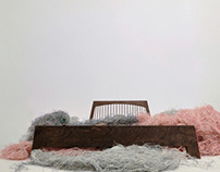 Handmade Bed // 2012