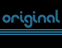 Original Typeface