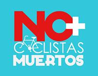 No + Ciclístas Muertos