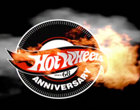 HOT WHEELS - 40th Anniversary Video