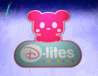 DISNEY DLITES - Brand Concept Video