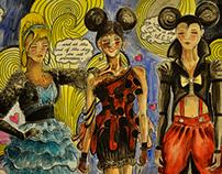 Disney Princesses Reloaded