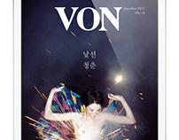 VON magazine vol.18