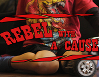 Rebel With a Cause: Film and Production Photos