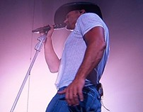 Tim McGraw - XLV Countdown