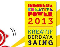 TVC INDONESIA CREATIVE POWER 2013