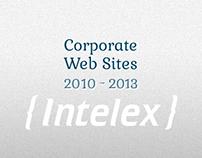 Corporate Sites (2010-2013)