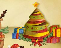 Cartão de Natal, 2013