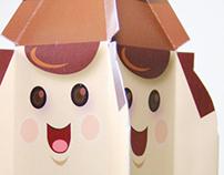 Kids Sweets & Cookie Packaging