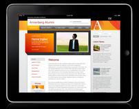 USC Annenberg Alumni Website