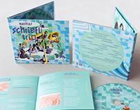 ›Matthias Schriefl Trio‹ Record   Art Direction/Design