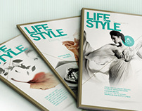 QVB magazine and print - pitch creative
