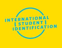 International Student Identity Rebrand