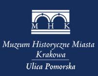 Multimedia presentation for the City of Krakow History