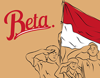 - Beta - branding and commercial item