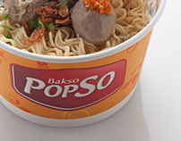 Bakso Popso Packaging