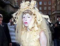 Assaad Awad for Lady Gaga Artpop